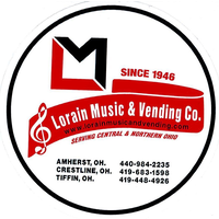 Lorain Music and Vending co